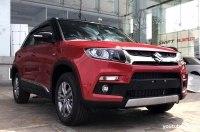 Suzuki анонсировала бюджетную версию Vitara Brezza с бензиновым мотором