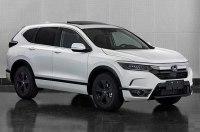 Honda CR-V 2020: подрос и сменил имя