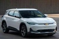Электрокросс Chevrolet Menlo EV: 150-сильный мотор и запас хода более 300 км