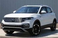 Volkswagen готовит новый компакт-кросс VW Tacqua