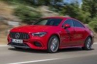 Стали известны цены на новые Mercedes AMG A45 и CLA 45