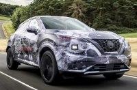 Новый Nissan Juke: литровый мотор от «Микры» и дизайн в духе концепта GT-R 2020