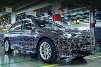 Электрокар BMW iNext пригласил взглянуть на опытное производство