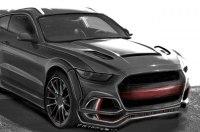 Ford анонсировал первый показ нового внедорожника в стиле Mustang
