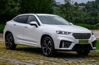 Great Wall WEY VV7 GT: новое кросс-купе от китайцев с претензией на премиум сегмент