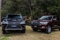 Lexus может стать альтернативой Toyota Land Cruiser