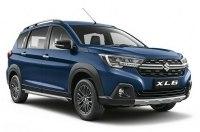 Suzuki представило бюджетный шестиместный компактвэн XL6