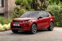 В Украине начались продажи обновлённого Land Rover Discovery Sport