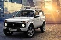 Lada 4x4 ждет масштабный рестайлинг