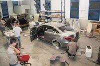 Построен первый прототип обновленной Lada Vesta
