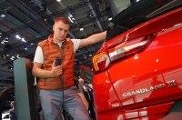 Первый гибридный кроссовер от Opel - GrandLand X