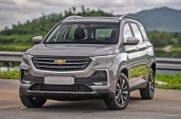 Chevrolet вывела на рынок новое поколение своего кроссовера Captiva