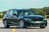 Универсал BMW 3 серии разогнали до 300 километров в час