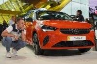 Новый Opel Corsa на Франкфуртском автосалоне 2019