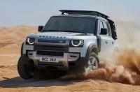 Представляем новый Land Rover Defender