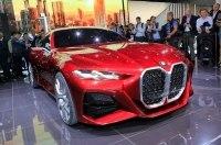 Грядущая BMW 4-Series получит гигантские «ноздри»