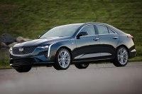 Cadillac официально представила новый седан CT-4 2020 модельного года