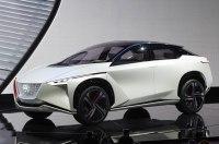 Nissan готовит серийный электрокроссовер к выходу на рынок