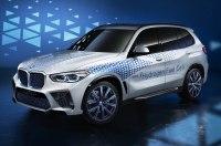 Концепт BMW i Hydrogen Next предвестил кроссовер на водороде