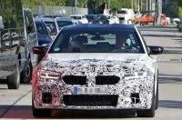 Появились фотографии нового BMW M5