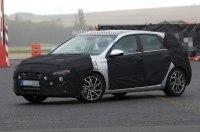 Hyundai вывел на тесты обновленный i30