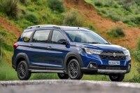 Toyota начнет выпускать кроссвэн Suzuki XL6 под своим логотипом
