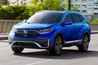 Honda обновила свой популярный кроссовер CR-V