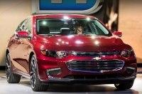 Седан Chevrolet Malibu лишится гибридной модификации
