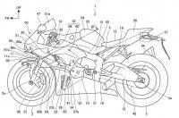 Honda готовит CBR1000RR Fireblade с активной аэродинамикой