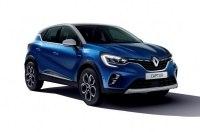 Обновленный Renault Captur получит 158-сильную гибридную версию