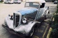 На продажу выставили редкий довоенный пикап ГАЗа