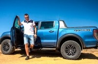 Raptor. Ford выкатил новую спецверсию Ranger на тест