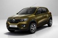 Renault выпустит обновленную версию хэтчбека Kwid