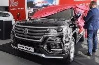 Марка MG выпустила конкурента Toyota Land Cruiser Prado