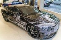 Bentley Continental GT превратили в арт-кар