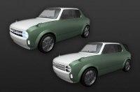 Suzuki построила необычный концепт-кар Waku Spo
