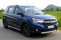 Новый трехрядный вседорожник Suzuki XL6 взял курс на мировой авторынок