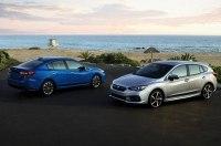 Subaru Impreza получила обновление и новые технологии