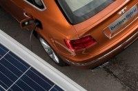Завод Bentley перестал выбрасывать углекислый газ