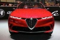 В Сети появились первые снимки Alfa Romeo Tonale