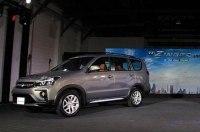 Mitsubishi презентовал новый рамный вэн Zinger на базе Pajero Sport