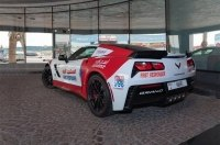 Автопарк скорой помощи Дубая пополнился суперкарами
