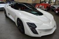 На продажу выставили уникальный спорткар Mantide