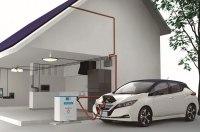 Электрокары Nissan обеспечат электричеством в случае стихийных бедствий