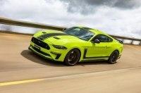 Ford создал спецсерию «Мустангов» с рекордной мощностью