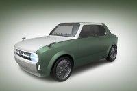 Марка Suzuki покажет в Токио купе-трансформер и шаттл