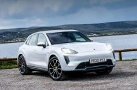 Новый электрический Porsche Macan получит платформу и технологию Taycan