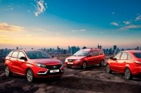 АвтоВАЗ начал продажи спецверсии трех моделей Lada