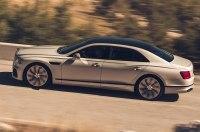 Bentley начала приём заказов на «очень чёрную» версию нового Flying Spur