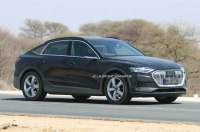 Audi E-Tron Sportback раскрыт до официального дебюта